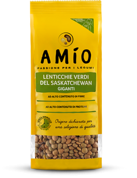 Laird green lentils from saskatchewan