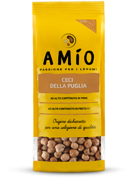 Chickpeas from Apulia