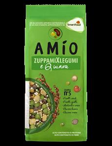 ZuppamiXlegumi and Quinoa
