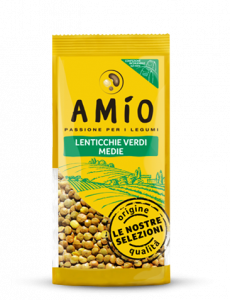 Laird green lentils