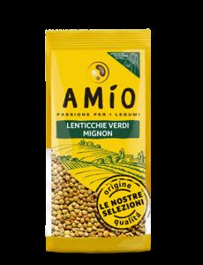 Green eston lentils